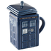 doctor figural tardis -detachable beverages cold