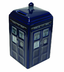 doctor tardis money bank -material ceramic