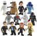 doctor series blind mini figure character