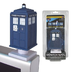 bang doctor tardis monitor mate bobble
