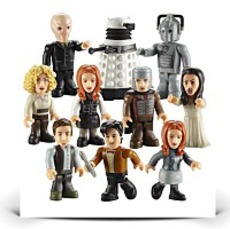 Specials Character Building Micro Figures Series