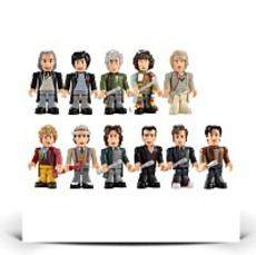 Character Building The Eleven Doctors