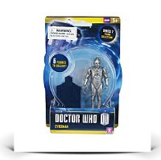 Specials Doctor Who 3 34INCH Cyberman Action