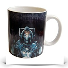 Specials Doctor Who Cyberman Mug