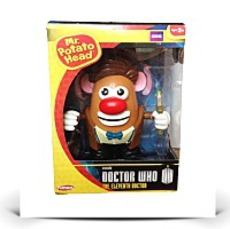 Specials Doctor Who Eleventh Doctor Mr Potato