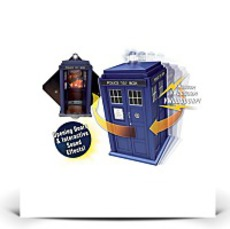 Specials Doctor Who Flight Control Tardis Vehicle