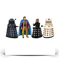 Doctor Who Revelation Of The Daleks
