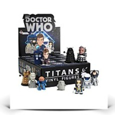 Specials Doctor Who Series 2 Random Vinyl Figure