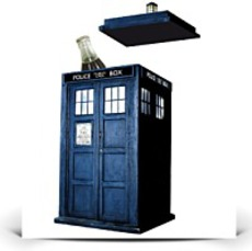 Specials Doctor Who Tardis Ice Bucket