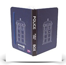 Specials Doctor Who Tardis Mini Journal