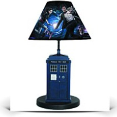 Specials Doctor Who Tardis Table Lamp