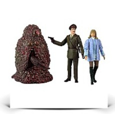 Doctor Who The Three Doctors Action Figure