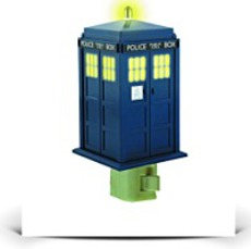 Specials Dr Who Tardis Night Light