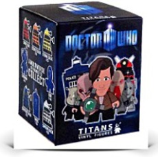 Buy Now Dr Who Titans Vinyl Figures Mystery