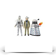 Specials Enemies Of The First Doctor Tenth Planet