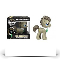 Specials My Little Pony Dr Whooves Vinyl Figure