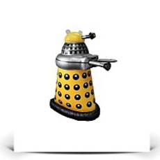Specials Small Inflatable Yellow Dalek