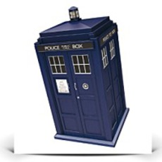 Specials Spin And Fly 3 75 Tardis