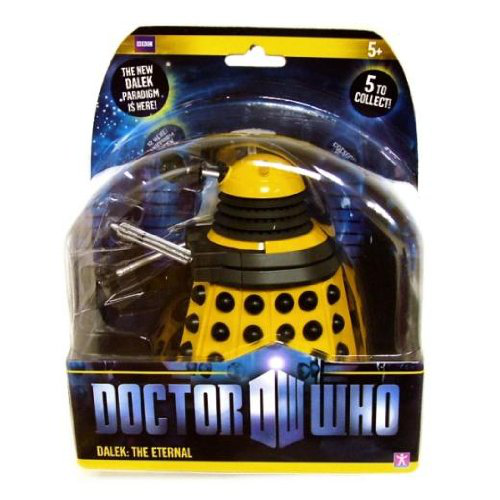 Doctor Who Dalek Paradigm Series - Dalek: The Eternal 6 (yellow)