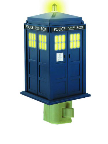 Dr Who Tardis Night Light