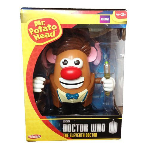 Doctor Who Eleventh Doctor Mr Potato